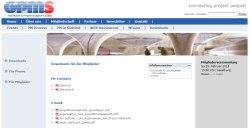 Screenshot-GPMS-Homepage