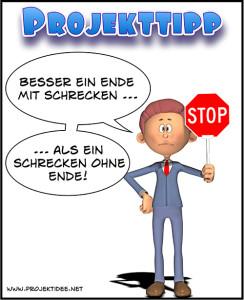 www-Projektidee-net_Projekt-Ende-mit-Schrecken-Cartoon