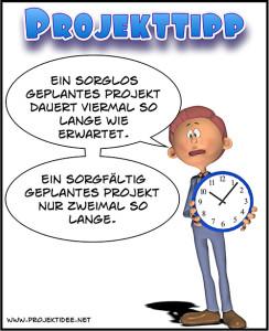 www-Projektidee-net_Projekt-Zeitbedarf-Cartoon